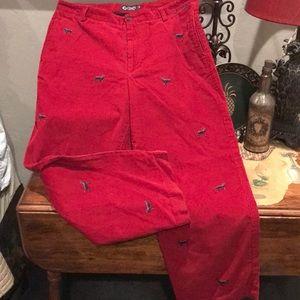 Chaps Corduroy Pointer pants